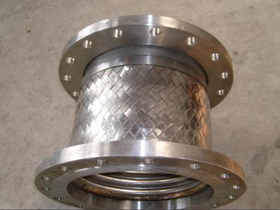 高压编织钢带金属软管